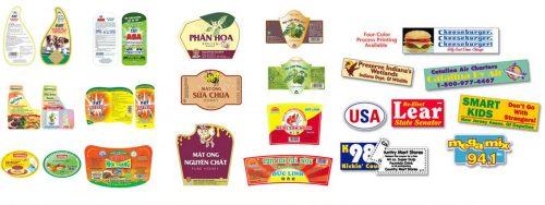 Dịch vụ in tem nhãn của KAP