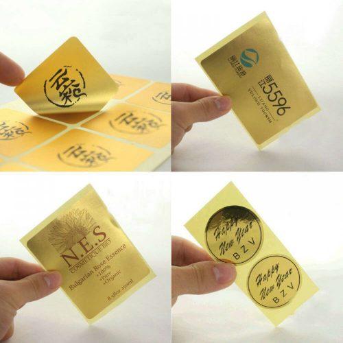 Ưu đãi in tem decal giấy tại KAP